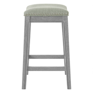 Grover Fabric Counter Stool by New Pacific Direct - 1330002-390
