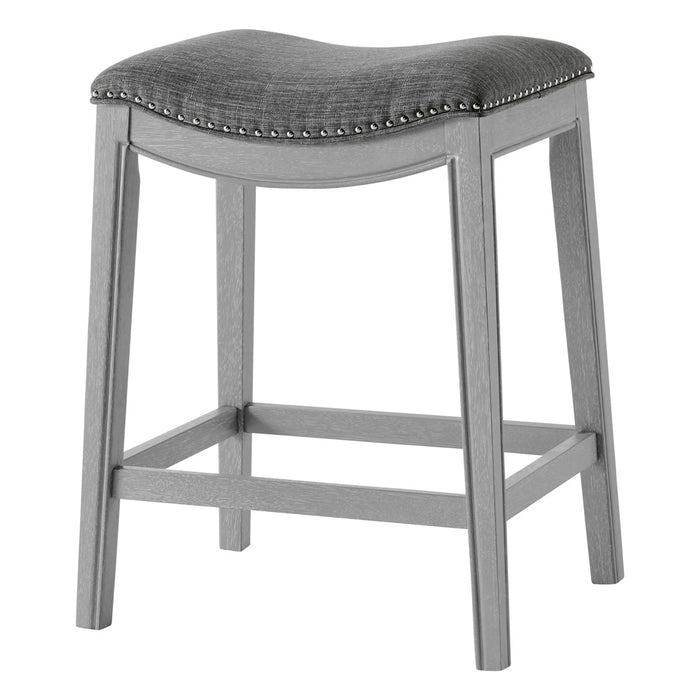 Grover Fabric Counter Stool by New Pacific Direct - 1330002-391