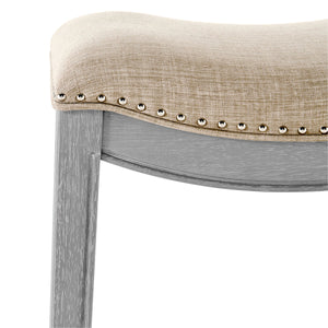 Grover Fabric Bar Stool by New Pacific Direct - 1330004-389