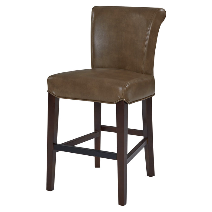 Bentley Bonded Leather Counter Stool by New Pacific Direct - 148524B