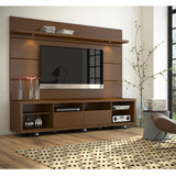 Manhattan Comfort Cabrini 2.2 TV Stand and Panel Nut-Brown, TV Stands - Manhattan Comfort, Minimal & Modern - 3
