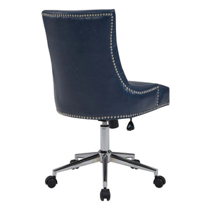 Cadence Bonded Leather Office Chair by New Pacific Direct - 1900038