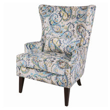 Clementine Wingback Arm Chair by New Pacific Direct - 1900078