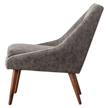 Enzo PU Leather Lounge Chair by New Pacific Direct - 1900102