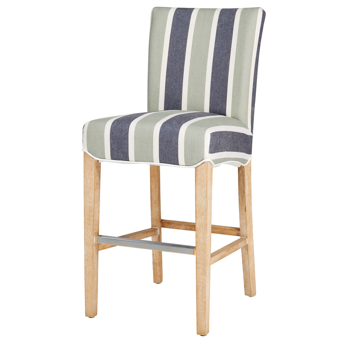 Milton Fabric Counter Stool by New Pacific Direct - 1900129-379