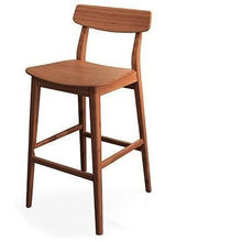 "Greenington Currant Modern Bamboo 26"" Counter Height Stool-Minimal & Modern"