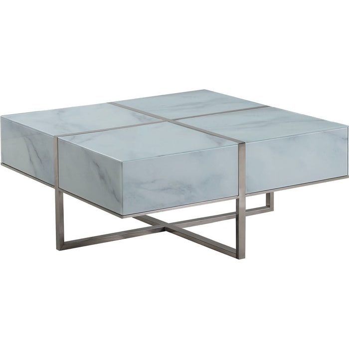 Meridian Furniture Logan Coffee Table-Minimal & Modern