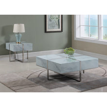 Meridian Furniture Logan End Table-Minimal & Modern