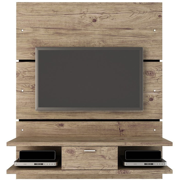 Manhattan Comfort Ellington 2.0 2- Shelf Entertainment Center-Minimal & Modern