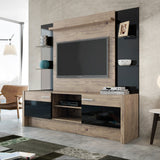 Manhattan Comfort Morning Side Freestanding Theater Entertainment Center , TV Stands - Manhattan Comfort, Minimal & Modern - 5