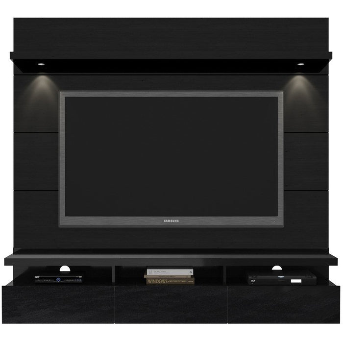 Manhattan Comfort Cabrini 1.8 Theater Entertainment Center Panel-Minimal & Modern