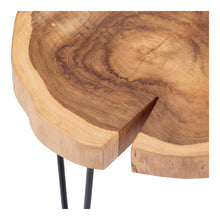 Ares Teak End Table by New Pacific Direct - 2400030