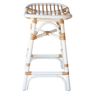 Damara Rattan Counter Stool by New Pacific Direct - 2400038