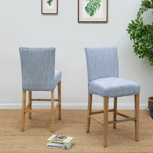 Milton Fabric Counter Stool by New Pacific Direct - 268527