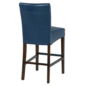 Milton Bonded Leather Counter Stool by New Pacific Direct - 268527B