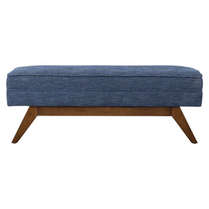 Newton Fabric Bench by New Pacific Direct - 3900042