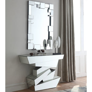 Meridian Furniture Jade Mirror-Minimal & Modern