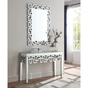 Meridian Furniture Aria Console Table-Minimal & Modern