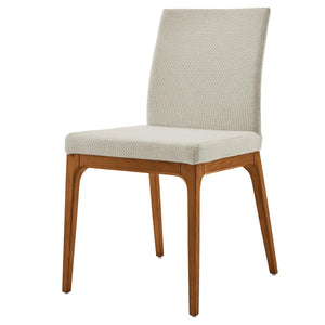 Devon Fabric Chair (Set of 2) by New Pacific Direct - 4400061