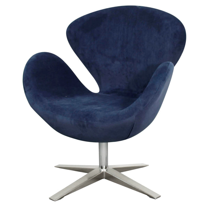 Beckett Fabric Swivel Chair by New Pacific Direct - 453035