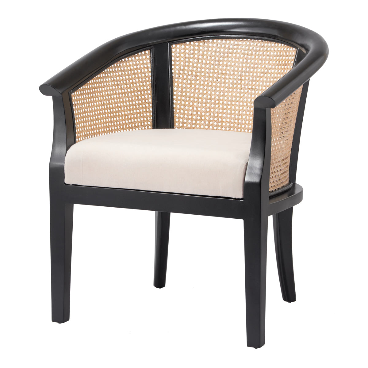 Sabine Rattan Chair by New Pacific Direct - 4900024