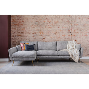 Edloe Finch Harlow Sectional Sofa, Left Facing