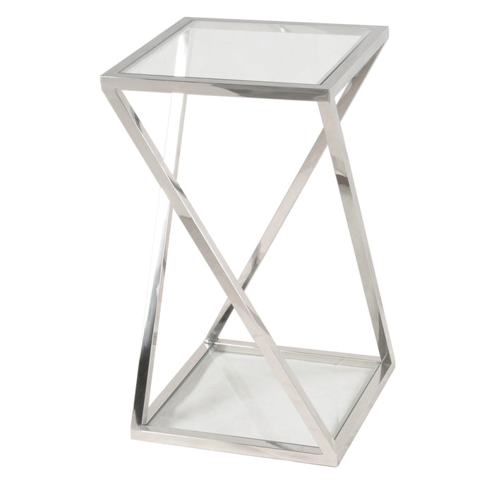 Marcio End Table by New Pacific Direct - 6000004
