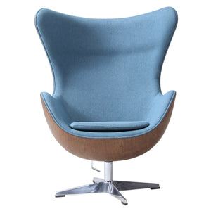 Axis Fabric Swivel Rocker Chair by New Pacific Direct - 6300041