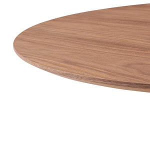 "Allie 39"" Round Table by New Pacific Direct - 6300044"