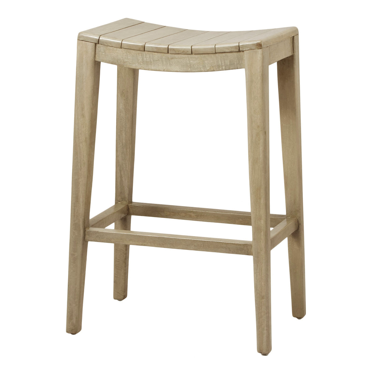 Elmo Wooden Bar Stool by New Pacific Direct - 6600011-WG