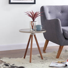 Kai End Table by New Pacific Direct - 6700031
