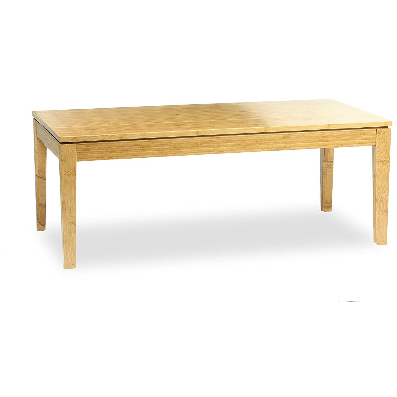 Bamboogle Brazil Bamboo Coffee Table in Honey 20-2244H-Minimal & Modern