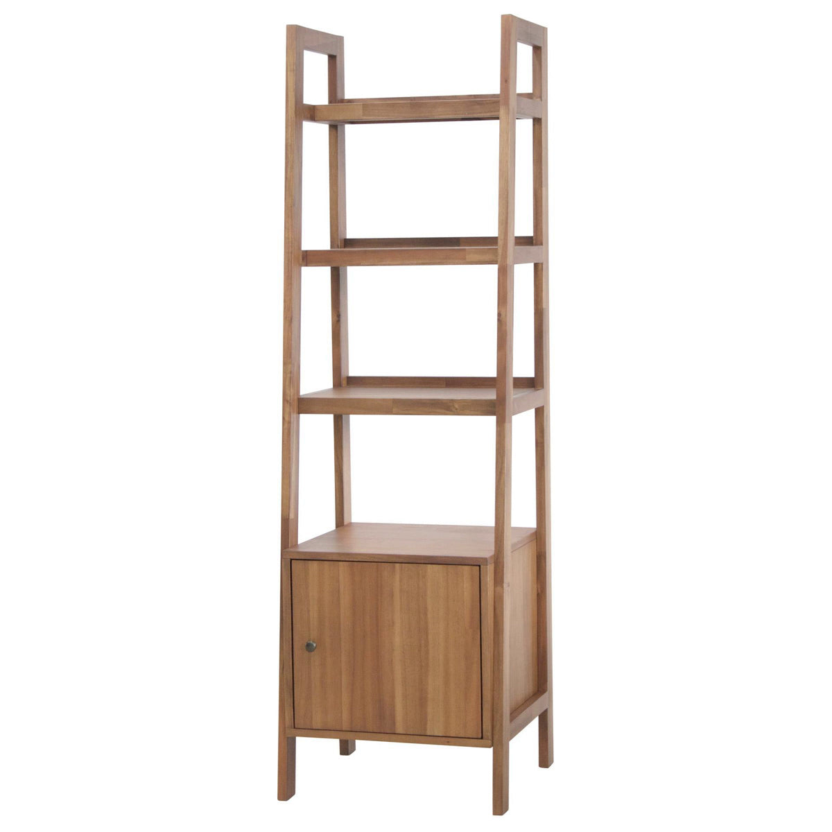Henley Wall Bookcase by New Pacific Direct - 8000071