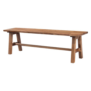 "Bedford 59"" Bench ""A"" Base by New Pacific Direct - 803018"