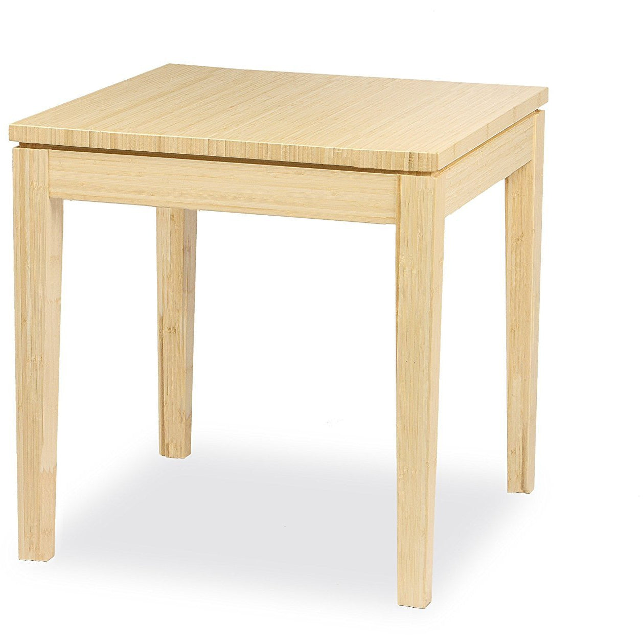 Bamboogle Brazil Bamboo Side Table in Beach 30-2020B