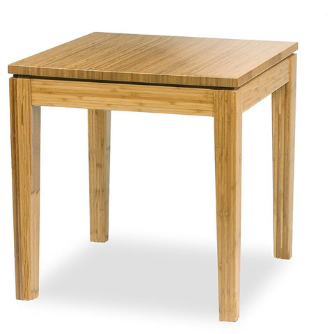 Bamboogle Brazil Bamboo Side Table in Honey 30-2020H