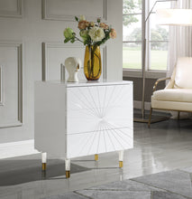 Meridian Furniture Starburst Side Table