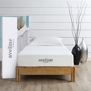 "50% OFF 8"" Gel Infused Memory Mattress With CertiPUR-US Certified Foam"