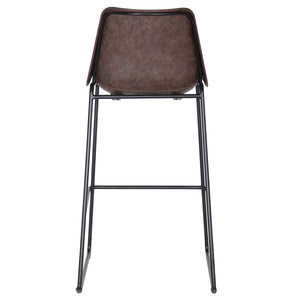Delta PU Leather ABS Bar Stool by New Pacific Direct - 9300023