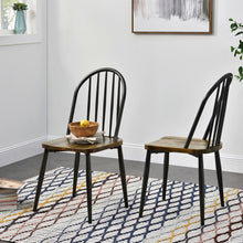 Louis Dining Chair - Set of 2 by New Pacific Direct - 9300045