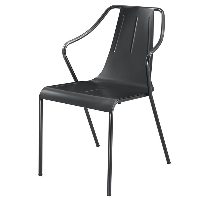 Callum Metal Chair - Set of 4 by New Pacific Direct - 9300048
