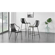 Callum Metal Counter Stool - Set of 4 by New Pacific Direct - 9300049
