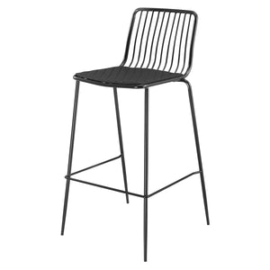Thomas Metal Bar Stool - Set of 4 by New Pacific Direct - 9300056