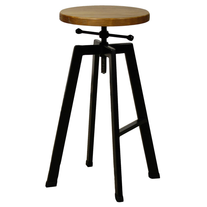 Industrial Spin Stool by New Pacific Direct - 958613