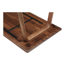 Moe's Home Collection Malibu Dining Table Walnut - BC-1046-03