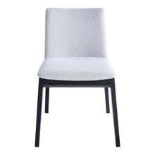Moe's Home Collection Deco Ash Dining Chair Light Grey-Set of Two - BC-1095-29 - Moe's Home Collection - Dining Chairs - Minimal And Modern - 1