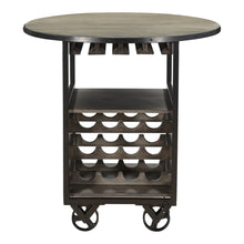 Moe's Home Collection Julep Bar Cart - BV-1017-41 - Moe's Home Collection - Extras - Minimal And Modern - 1