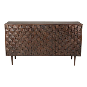 Moe's Home Collection Pablo 3 Door Sideboard - BZ-1039-03