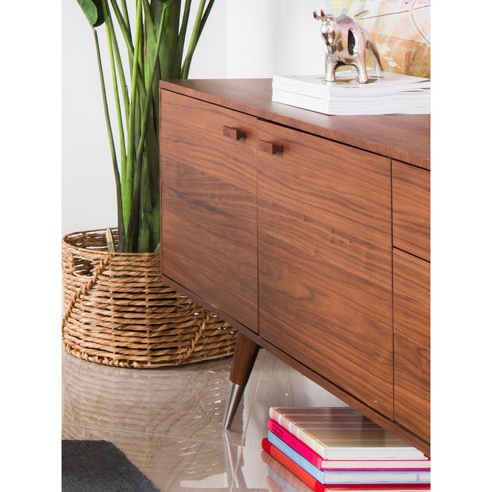 MOE'S HOME COLLECTION SIENNA SIDEBOARD WALNUT LARGE - CB-1024-03Moe's Home Collection -  - Minimal And Modern - 1