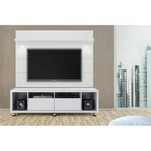 Manhattan Comfort Cabrini 1.8 TV Stand and Panel White Gloss, TV Stands - Manhattan Comfort, Minimal & Modern - 3
